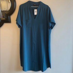 NWT! Shirt Dress from Torrid